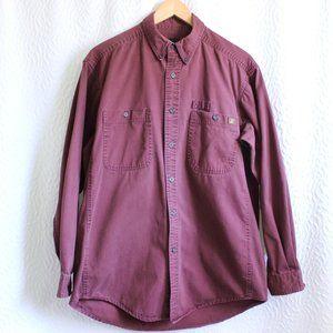 Wrangler Riggs Workwear Longsleeve Button Down